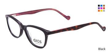 Black Gios Italia RF500066 Eyeglasses
