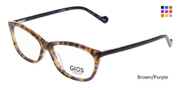 Brown/Purple Gios Italia RF500041 Eyeglasses
