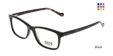 Black Gios Italia RF500038 Eyeglasses