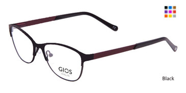Black Gios Italia LP100047 Eyeglasses