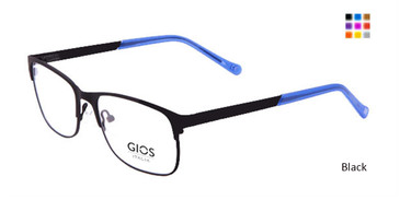 Black Gios Italia GLP 100051 Eyeglasses