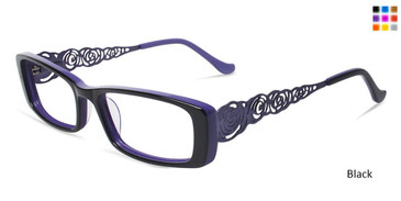 Black Lipstick Sweet Treat Eyeglasses.