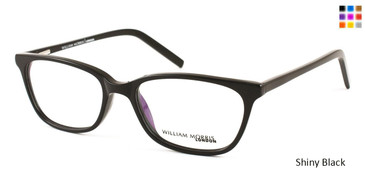 Shiny Black William Morris London WM4704 Eyeglasses