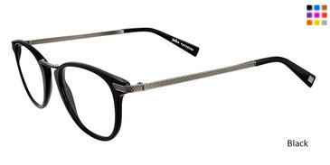 Black John Varvatos V372 Eyeglasses.