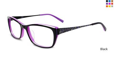 Black Converse Q020 UF Eyeglasses