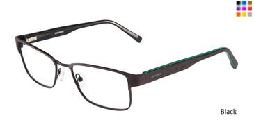 Black Converse Q103 Eyeglasses
