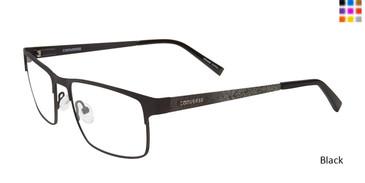 Black Converse Q105 Eyeglasses