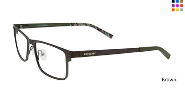 Brown  Converse Q106 Eyeglasses