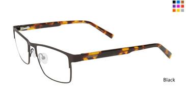 Black Converse Q107 Eyeglasses