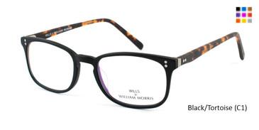 Black/Tortoise (C1) Willis By William Morris WILLS84