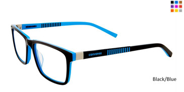 Black/Blue Converse Q312 Eyeglasses