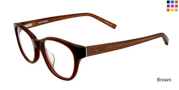 Brown Converse Q404 Eyeglasses