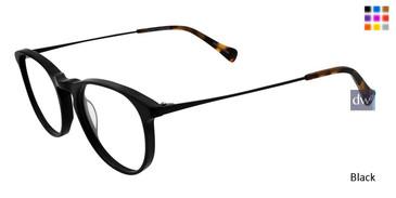 Black Lucky Brand D405 Eyeglasses