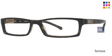 Tortoise Wired 6019 Eyeglasses