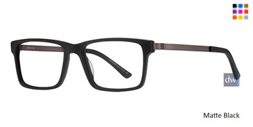 Matte Black Wired 6051 Eyeglasses