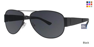 Black Wired 6608 Sunglasses