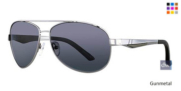 Gunmetal Wired 6613 Sunglasses