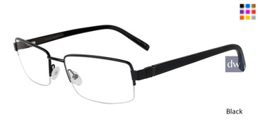 Black Jones New York J348 Eyeglasses.
