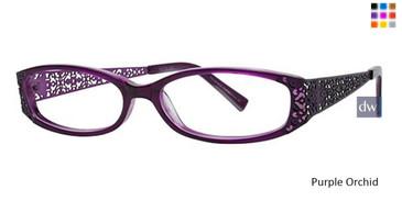 Purple Orchid Vavoom 8009 Eyeglasses