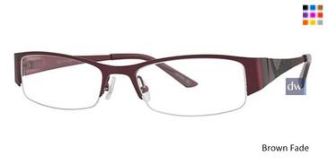 Brown Fade Vavoom 8012 Eyeglasses