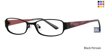 Black Persin Vavoom 8025 Eyeglasses