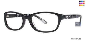 Black Cat Vavoom 8030 Eyeglasses