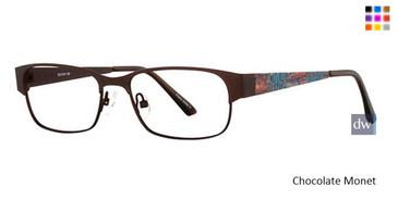 Chocolate Monet Vavoom 8032 Eyeglasses