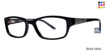 Black Safari Vavoom 8033 Eyeglasses