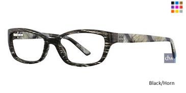 Black/Horn Vavoom 8037 Eyeglasses