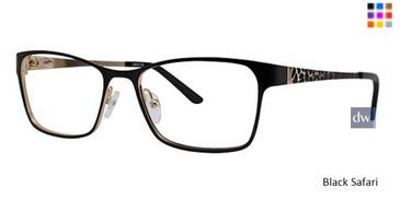 Black Safari Vavoom 8054 Eyeglasses