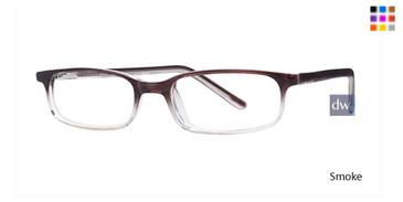Smoke Parade Q Series 1503 Eyeglasses - Teenager.