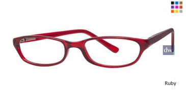 Ruby Parade Q Series 1528 Eyeglasses