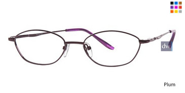 Plum Parade Q Series 1612 Eyeglasses - Teenager.