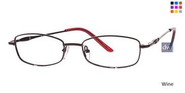 Wine Parade Q Series 1614 Eyeglasses