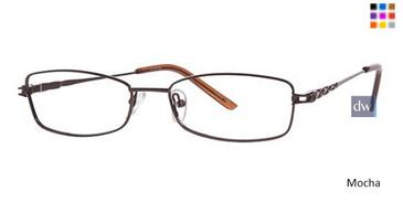 Mocha Parade Q Series 1615 Eyeglasses