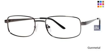 Gunmetal Parade Q Series 1619 Eyeglasses
