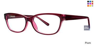 Plum Parade Q Series 1710 Eyeglasses