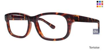 Tortoise Parade Q Series 1716 Eyeglasses.