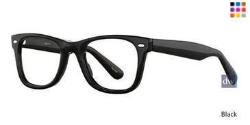 Black Parade Q Series 1722 Eyeglasses - Teenager