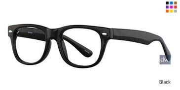 Black Parade Q Series 1723 Eyeglasses - Teenager