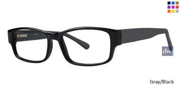 Grey/Black Parade Q Series 1728 Eyeglasses