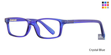 Crystal Blue Parade Q Series 1732 Eyeglasses