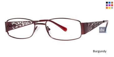 Burgundy Parade Plus 2028 Eyeglasses