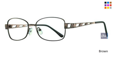 Brown Parade Plus 2036 Eyeglasses