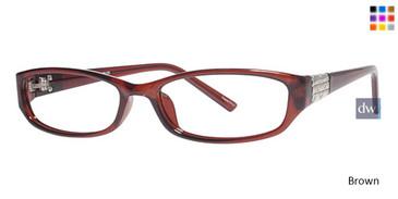Brown Parade Plus 2101 Eyeglasses