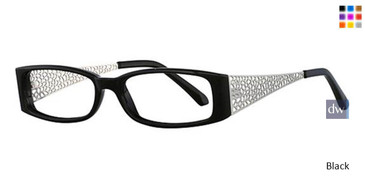 Black Parade Plus 2103 Eyeglasses - Teenager