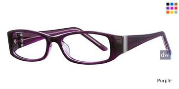 Purple Parade Plus 2104 Eyeglasses - Teenager