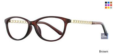 Brown Parade Plus 2120 Eyeglasses