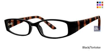 Black/Tortoise Parade 1567 Eyeglasses - Teenager