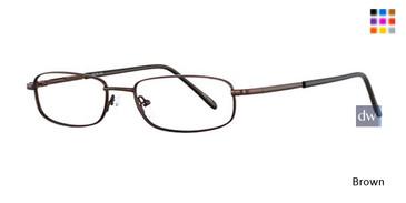Brown Parade 1582 Eyeglasses